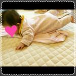 4か月:うつぶせの練習
